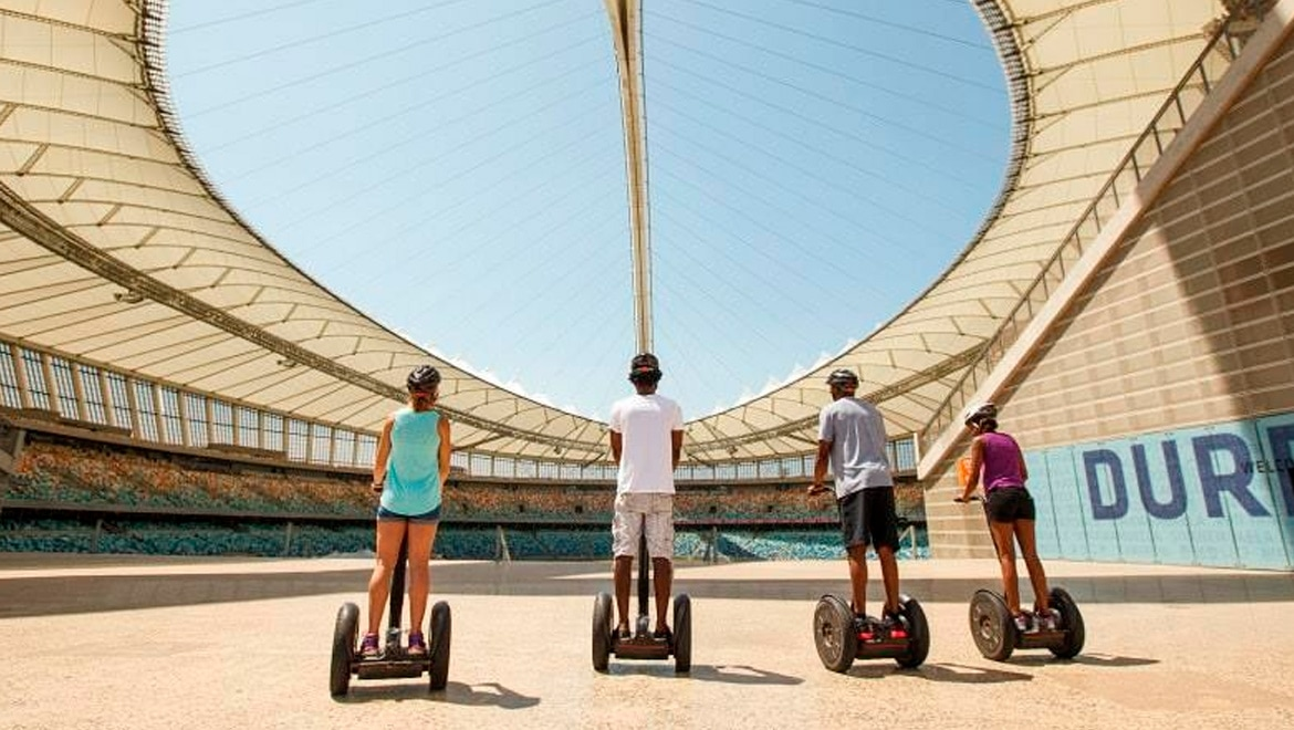Express Segway Tour Experience in Durban