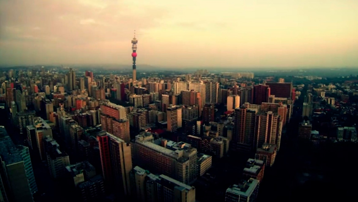 Walking tour of Hillbrow