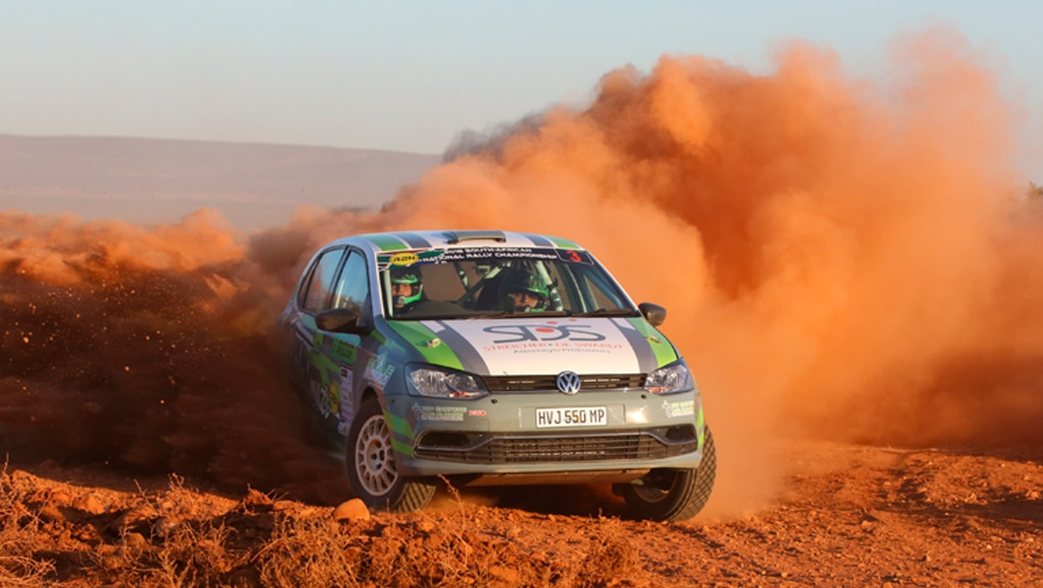 South-African National Rally Championship 2018