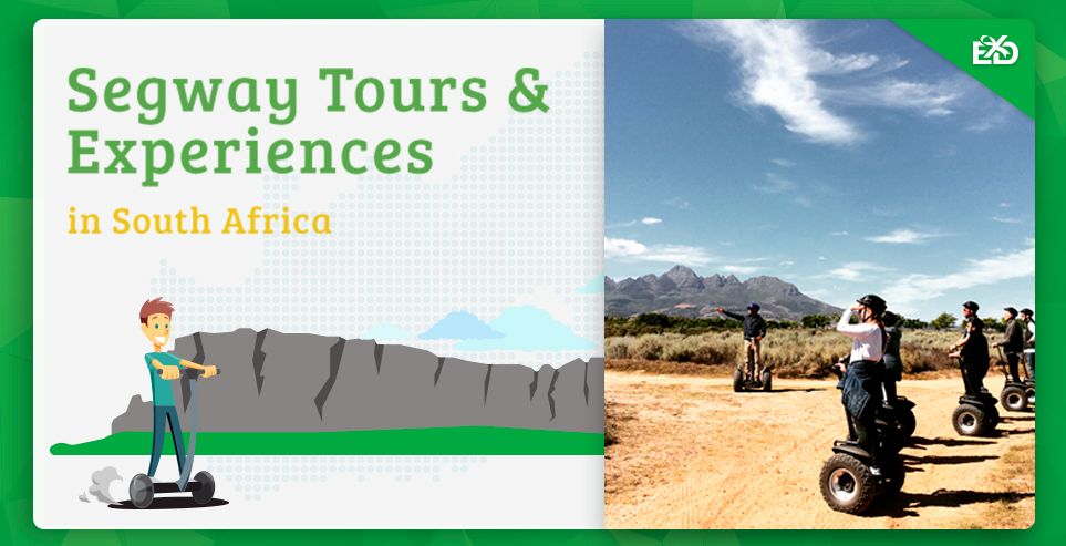 Segway Tours and Experiences in South Africa