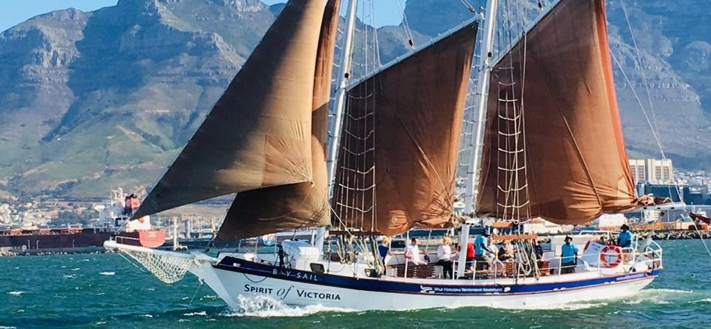 One Hour Schooner Cruise in Cape Town-6