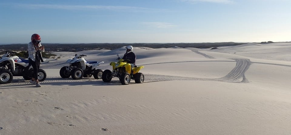 1 Hour Atlantis Dunes Quad Biking Experience For Two-1