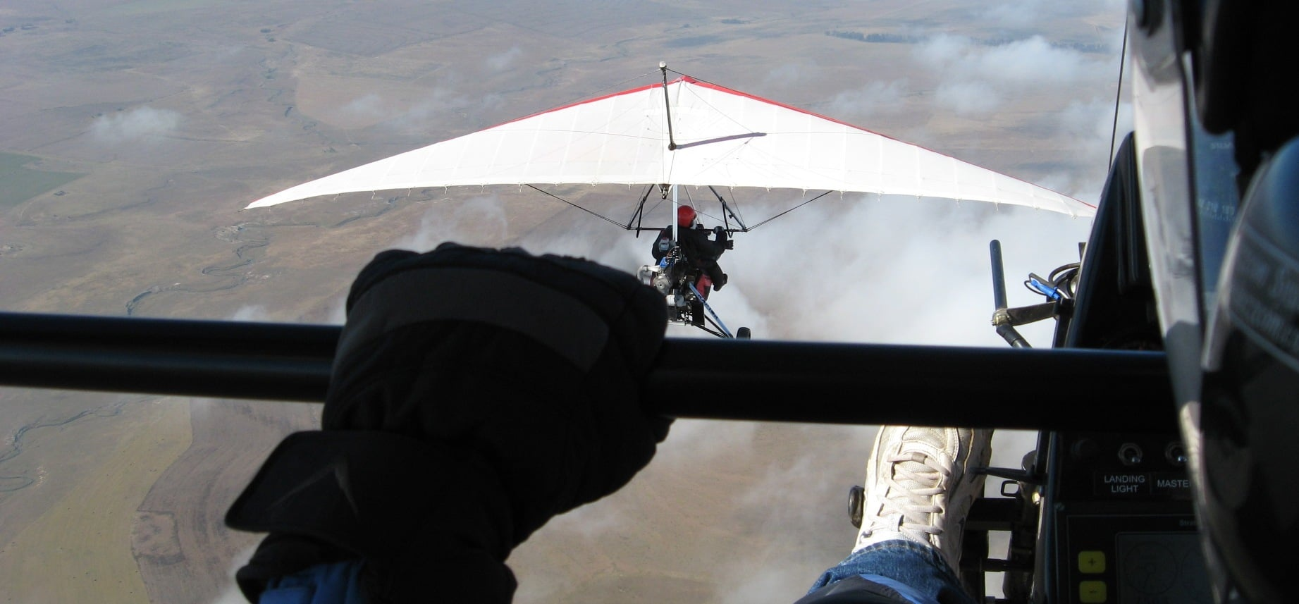 20 Minute Microlight Flying Experience in Johannesburg-3