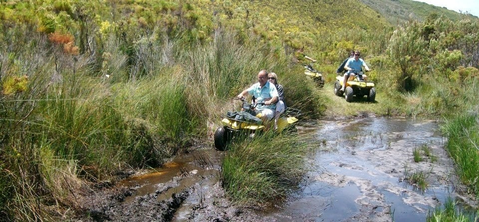 2 Hour Quad Bike Trek For Two in Gansbaai-1