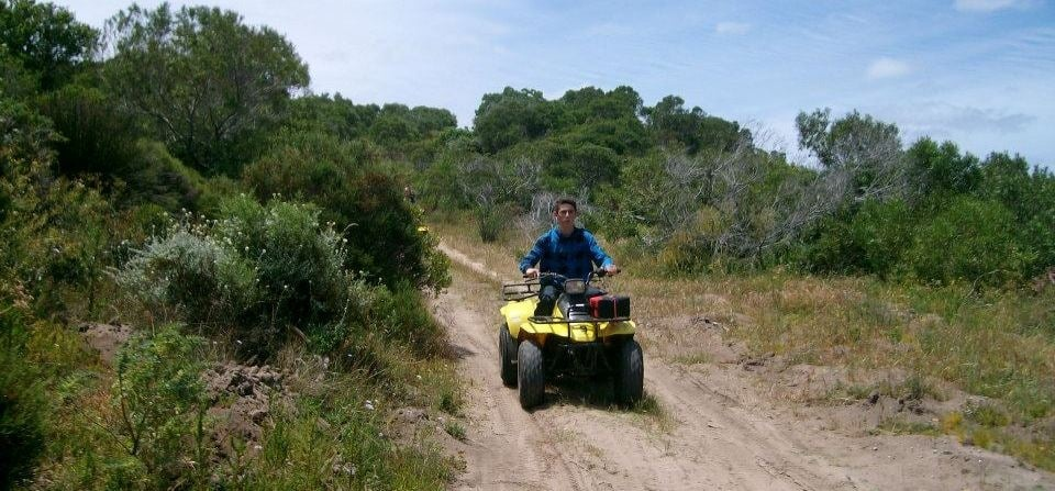 2 Hour Quad Bike Trek For Two in Gansbaai-3