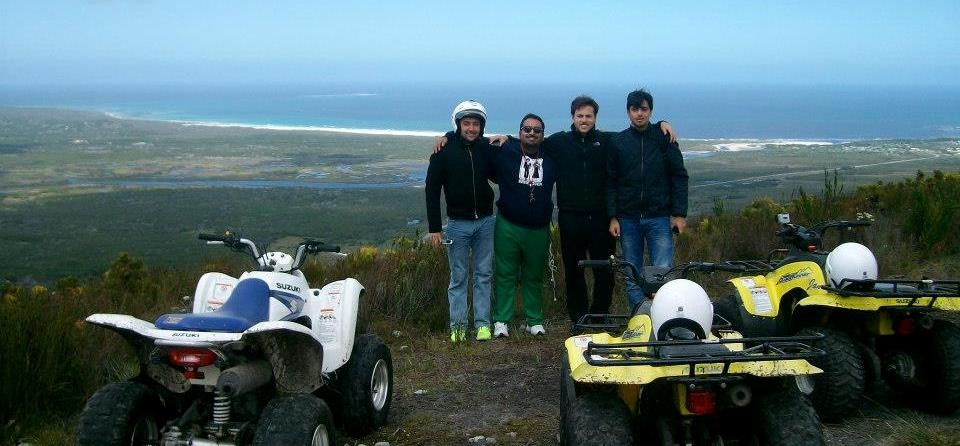 2 Hour Quad Bike Trek For Two in Gansbaai-4