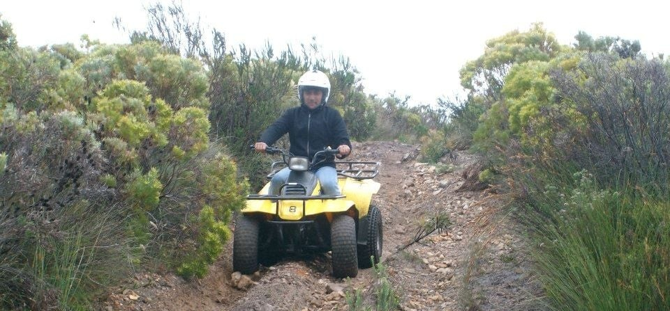 2 Hour Quad Bike Trek For Two in Gansbaai-5