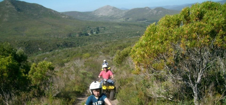 2 Hour Quad Bike Trek For Two in Gansbaai-2