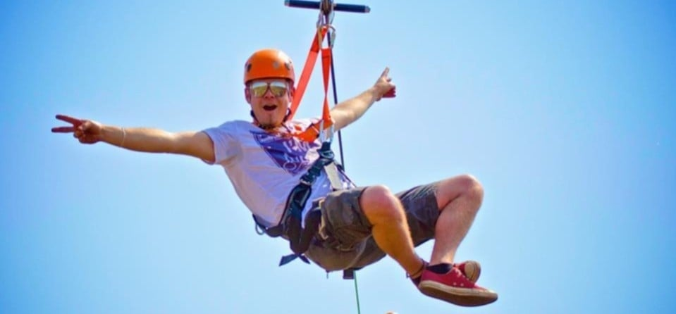 2 Hour Zip Line Adventure in Pretoria-1