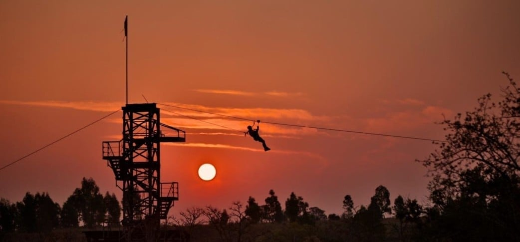 2 Hour Zip Line Adventure in Pretoria-2