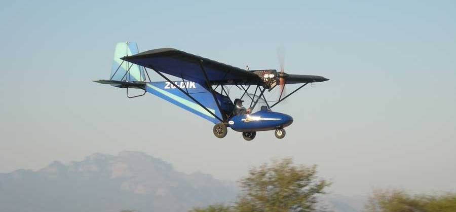 Half Hour Microlight Flight in Hoedspruit-1