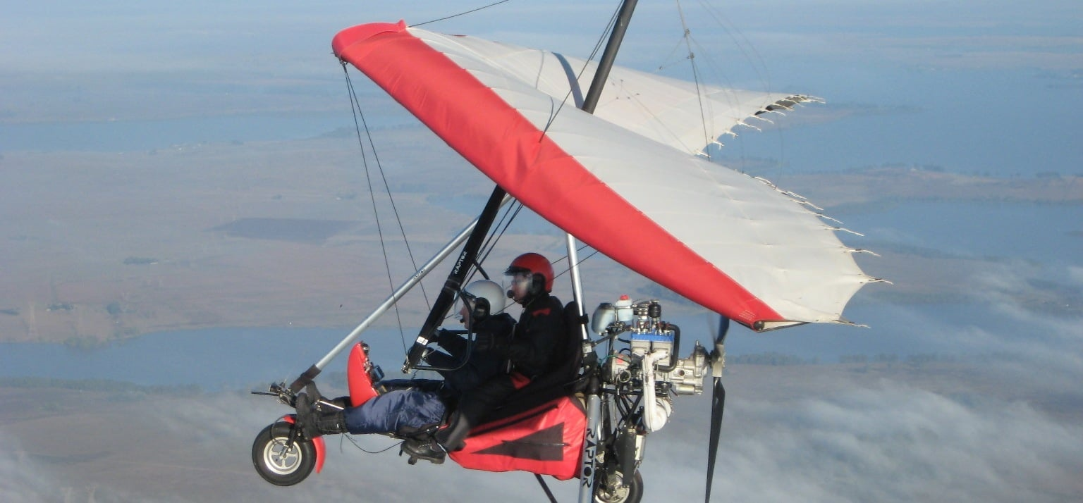 20 Minute Microlight Flying Experience in Johannesburg-2
