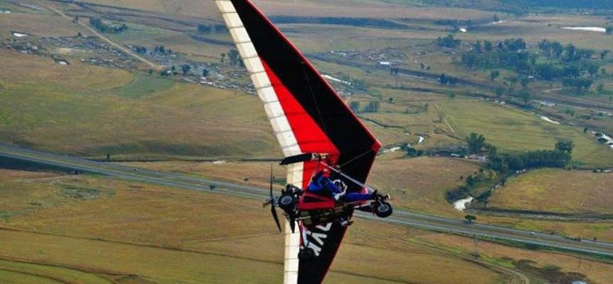20 Minute Microlight Flying Experience in Johannesburg-1