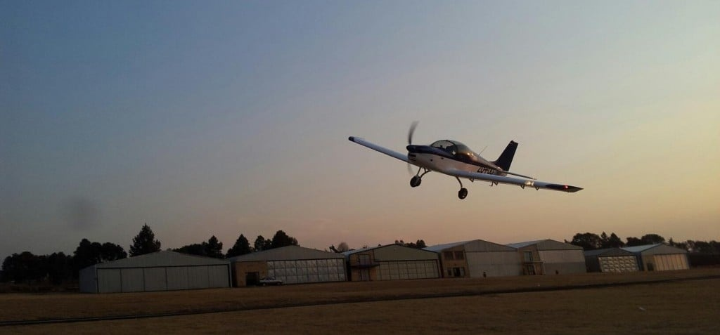 1 Hour Sling Light Aircraft Flying Lesson in Johannesburg-3