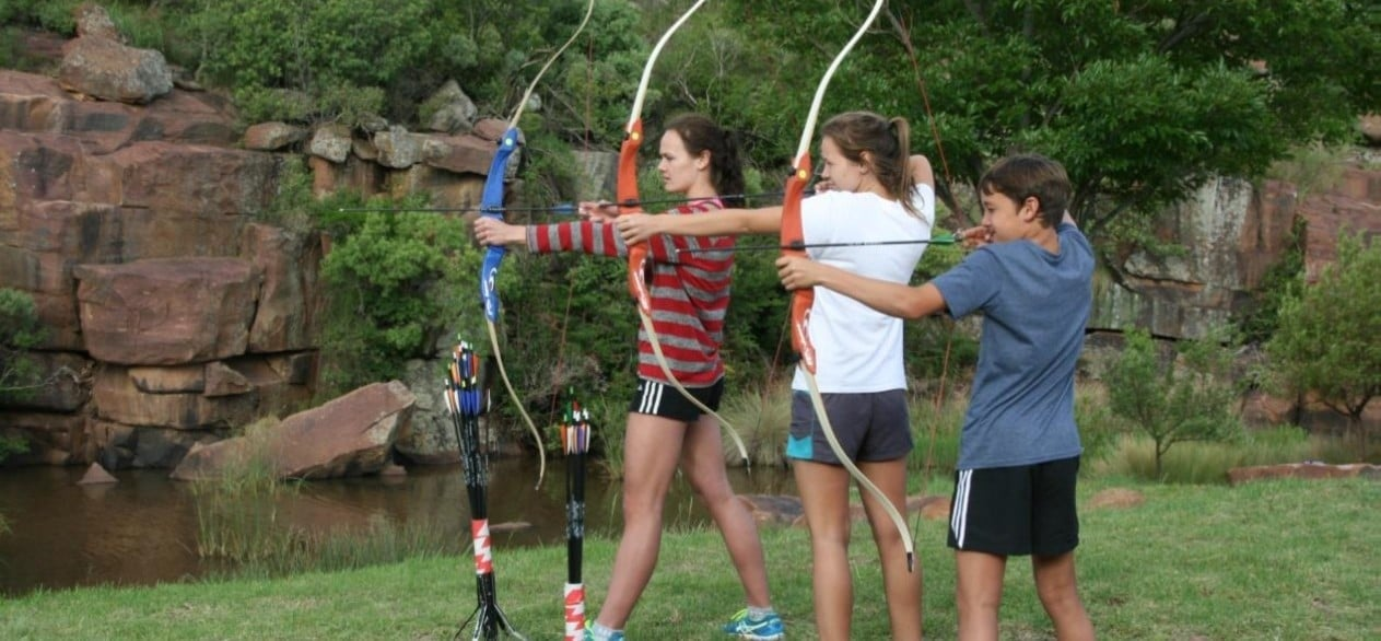 One Hour Archery Experience For Two in Pretoria-1