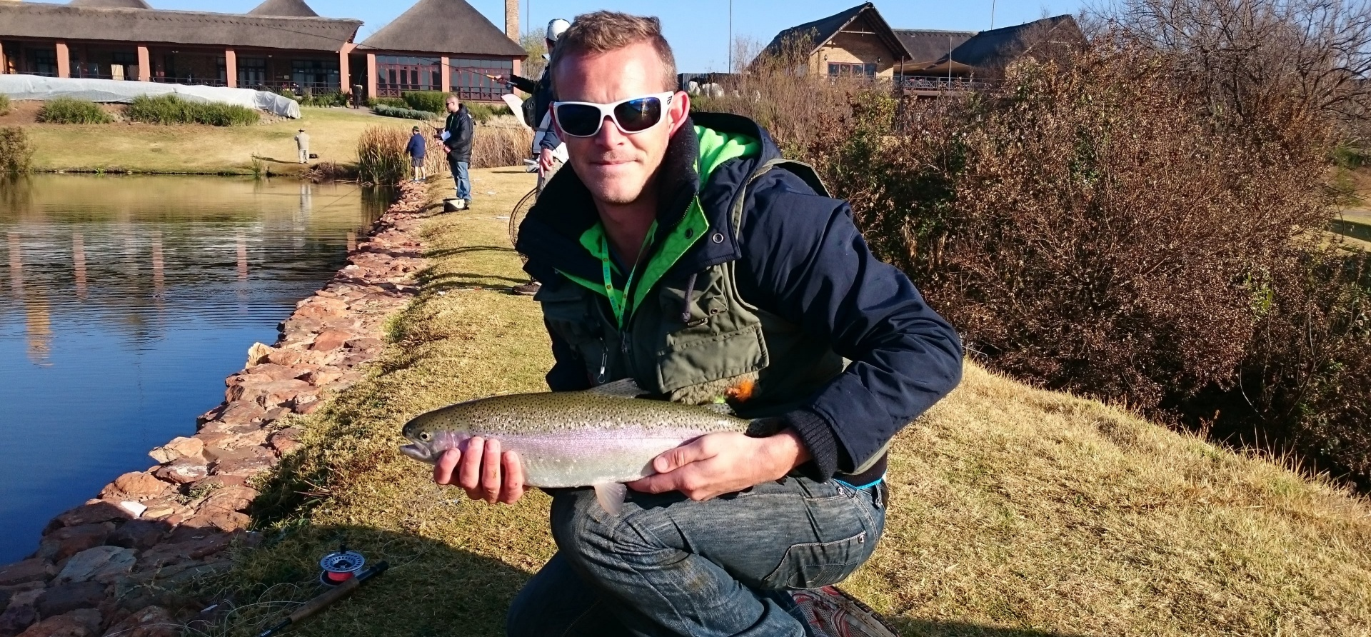 Beginners Fly Fishing Lesson in Gauteng-6