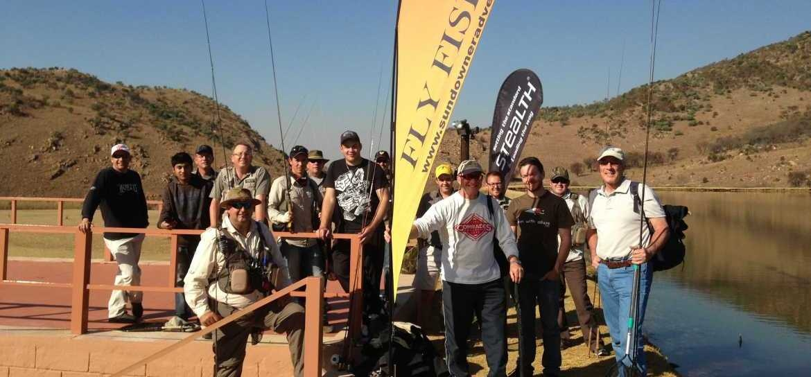 Beginners Fly Fishing Lesson in Gauteng-1