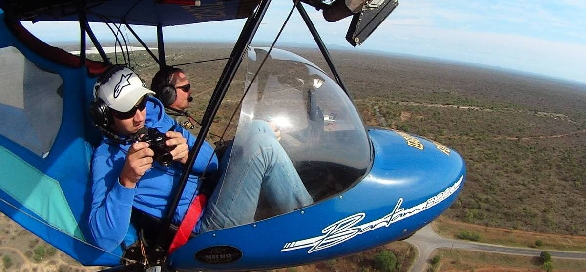 One Hour Blyde River Canyon Microlight Flight-2