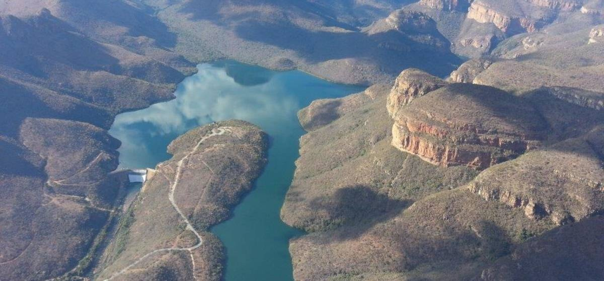 One Hour Blyde River Canyon Microlight Flight-1