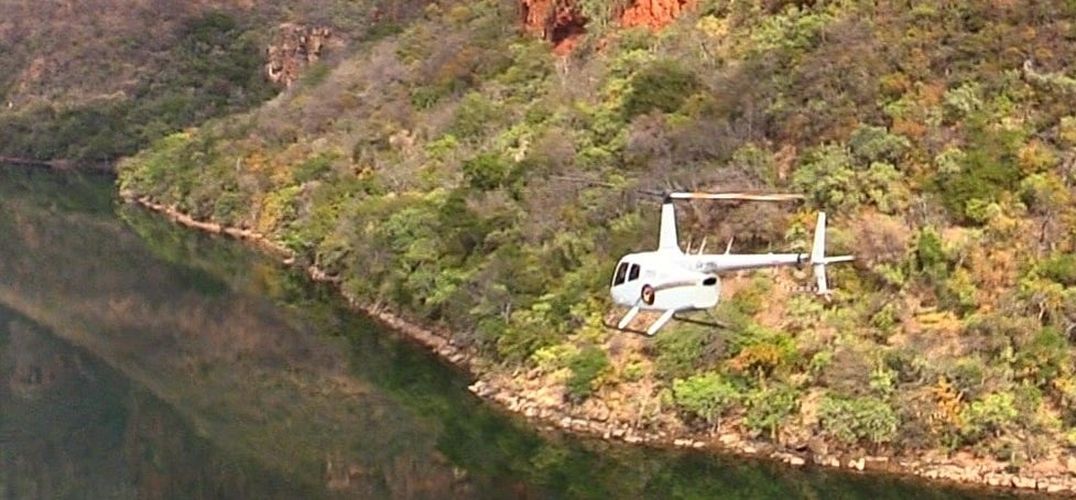 Hoedspruit Blyde River Canyon Helicopter Charter-4