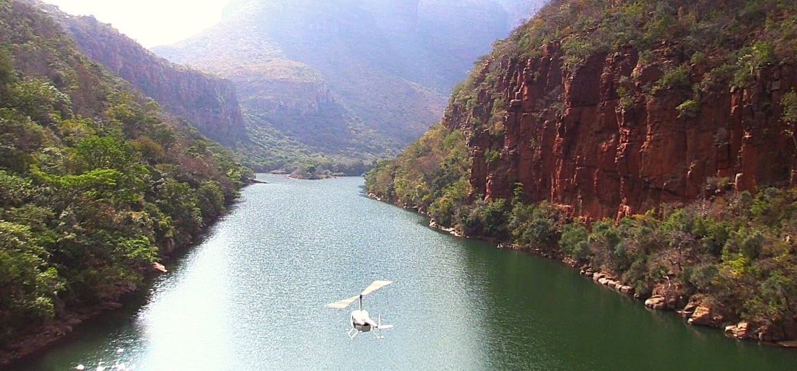 Hoedspruit Blyde River Canyon Helicopter Charter-5