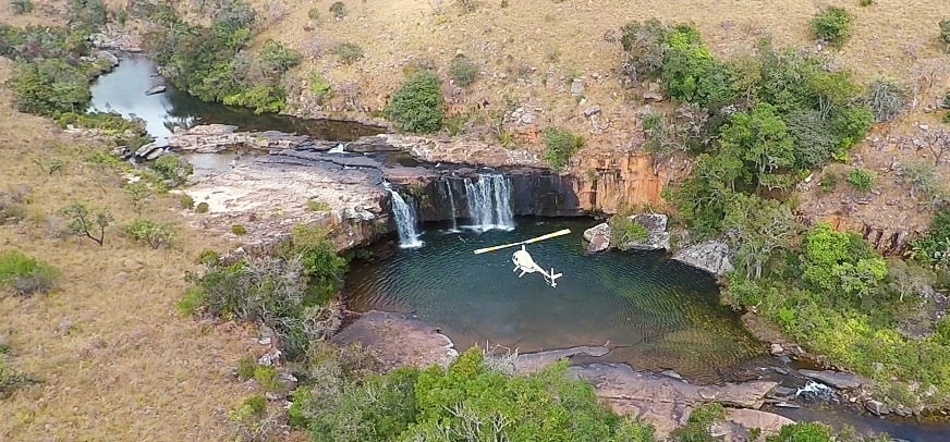 Hoedspruit Blyde River Canyon Helicopter Charter-1