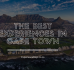 The Best Experiences in Cape Town
