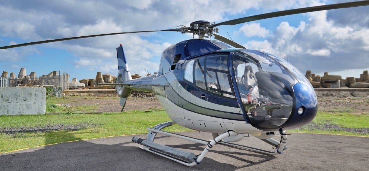 Exclusive Helicopter Tour and Shark Dive in Cape Town-6
