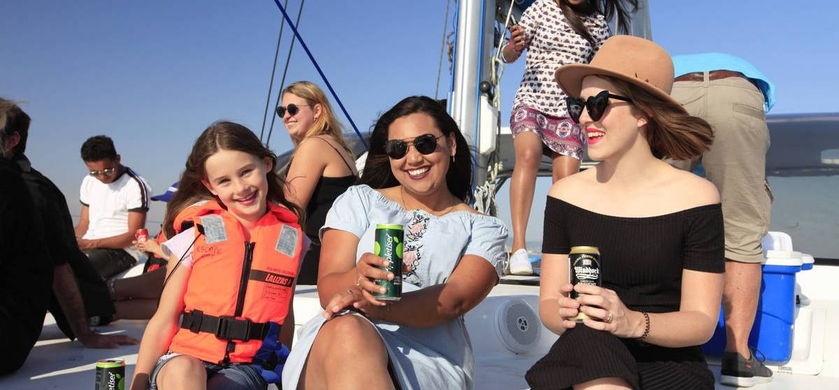 Catamaran Cruise and 3 Course Lunch in Cape Town-5