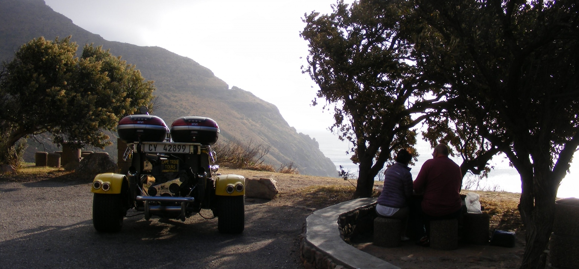 Chapmans Peak Sunset Trike Tour For Two-3