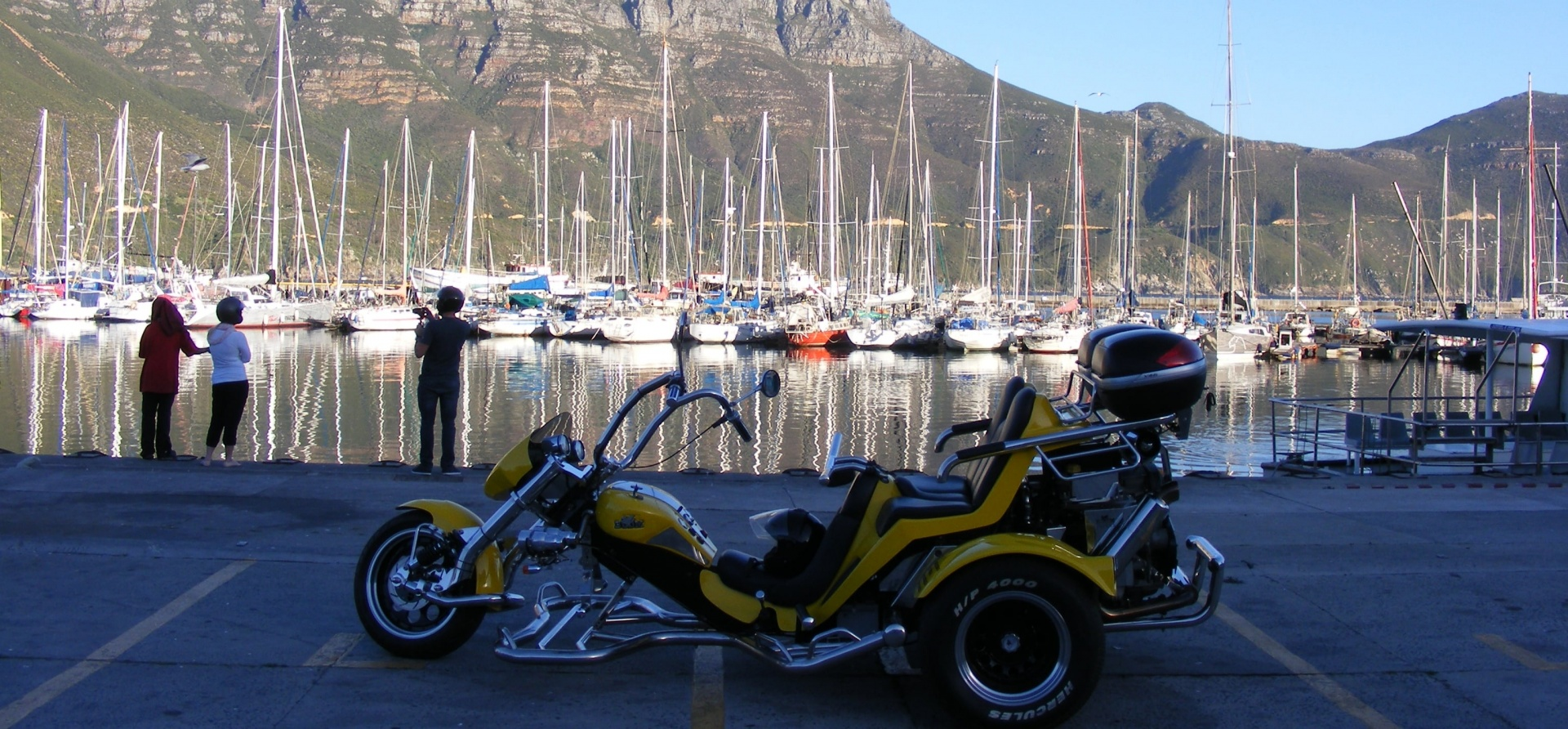 Chapmans Peak Sunset Trike Tour For Two-5