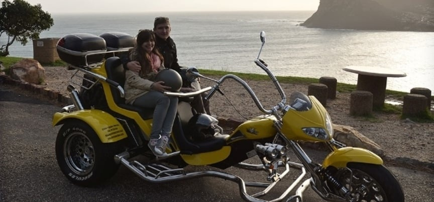 Chapmans Peak Sunset Trike Tour For Two-4
