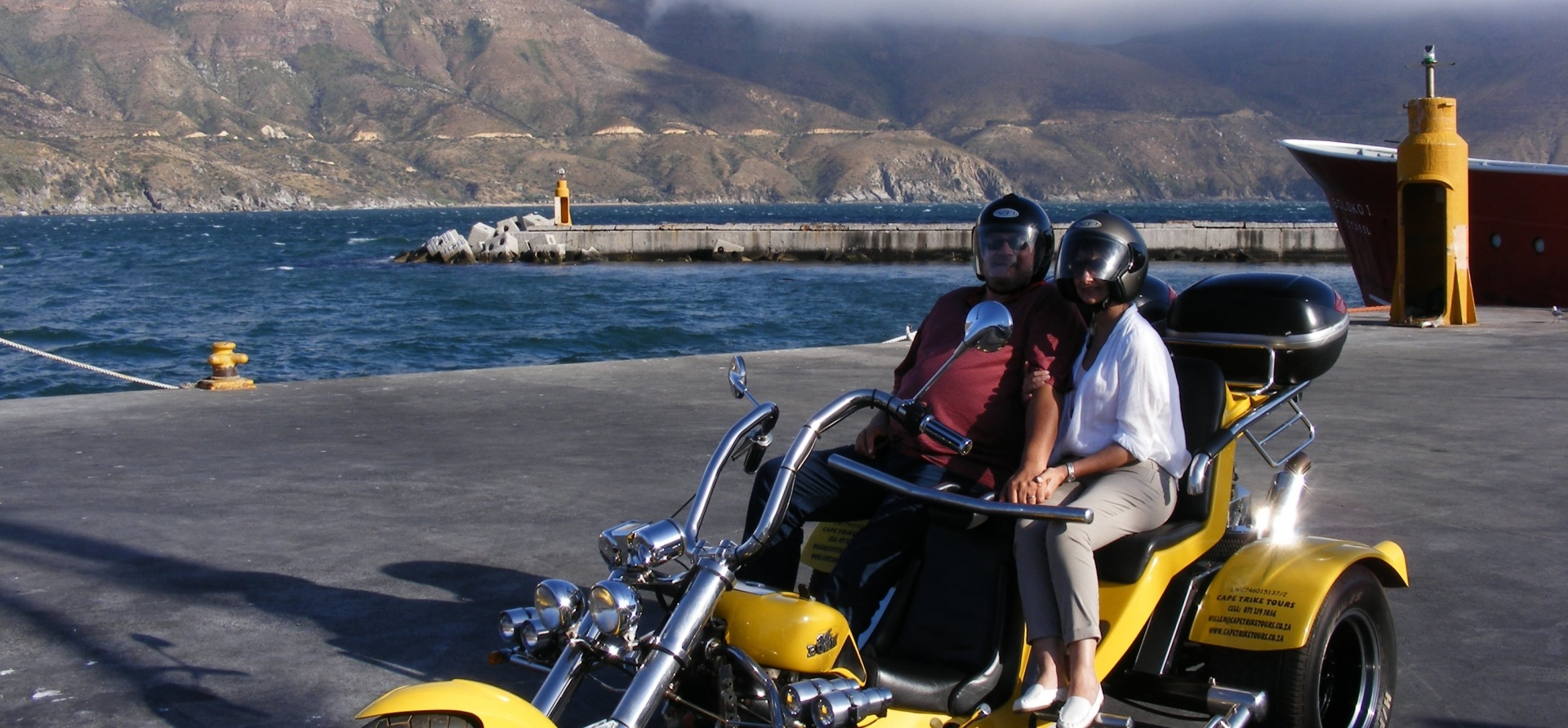 Chapmans Peak Sunset Trike Tour For Two-6