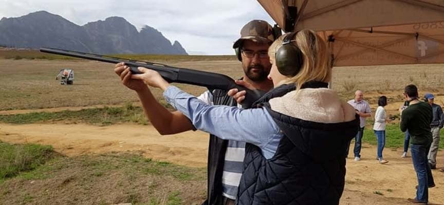 Clay Pigeon Shooting Experience in Stellenbosch-5