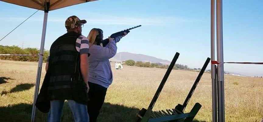 Clay Pigeon Shooting Experience in Stellenbosch-3