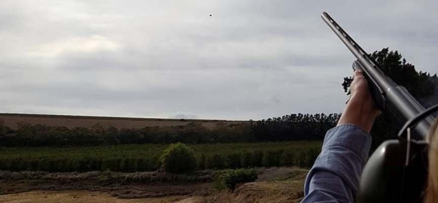Clay Pigeon Shooting Experience in Stellenbosch-4