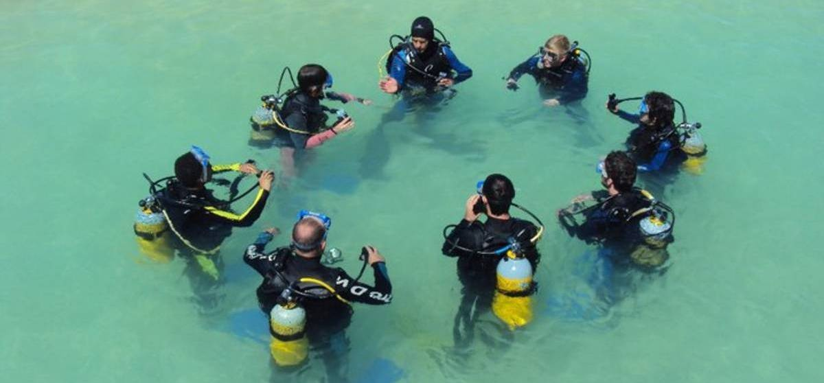 Half Day Discover Scuba Diving Course - Storms River-1