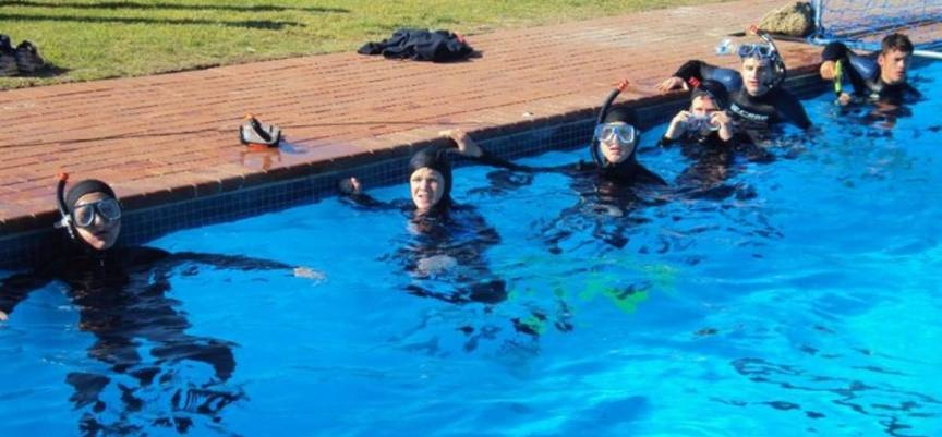 Half Day Discover Scuba Diving Course - Storms River-2