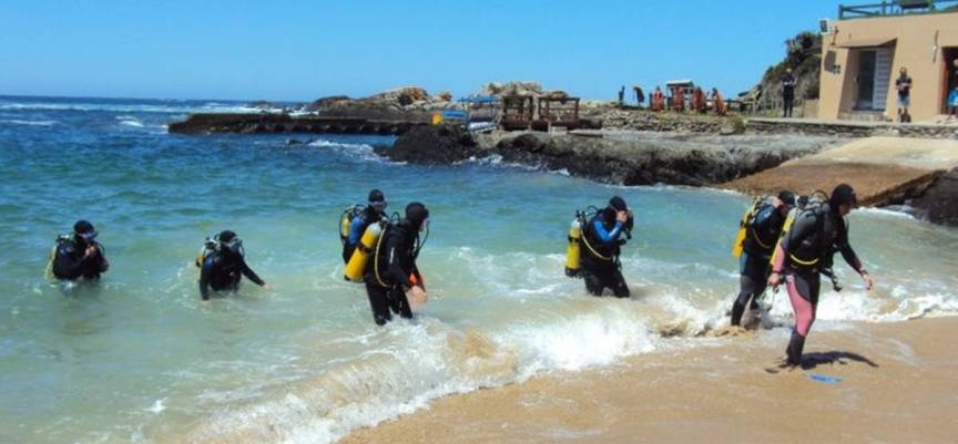 Half Day Discover Scuba Diving Course - Storms River-3