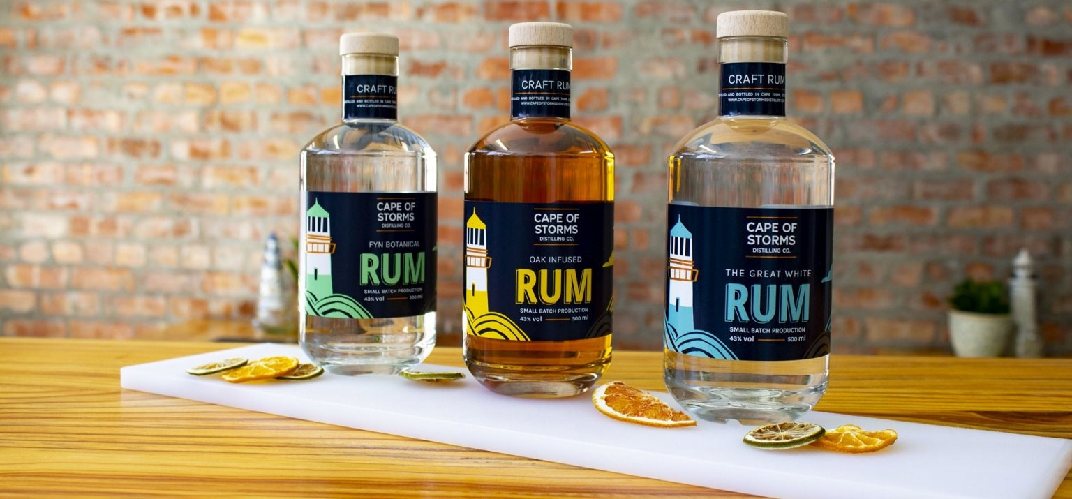 Craft Rum Distillery Tour & Tasting in Cape Town-3