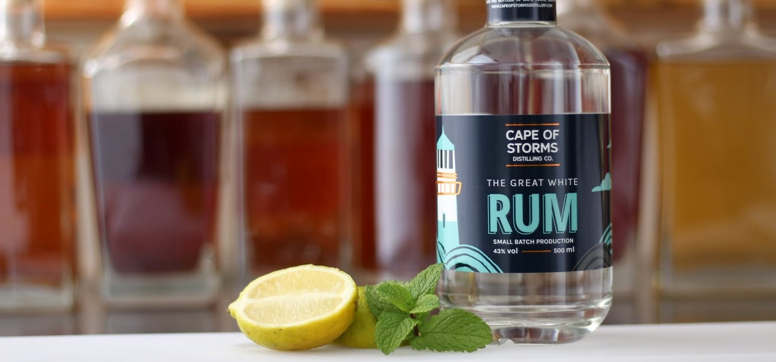 Craft Rum Distillery Tour & Tasting in Cape Town-2
