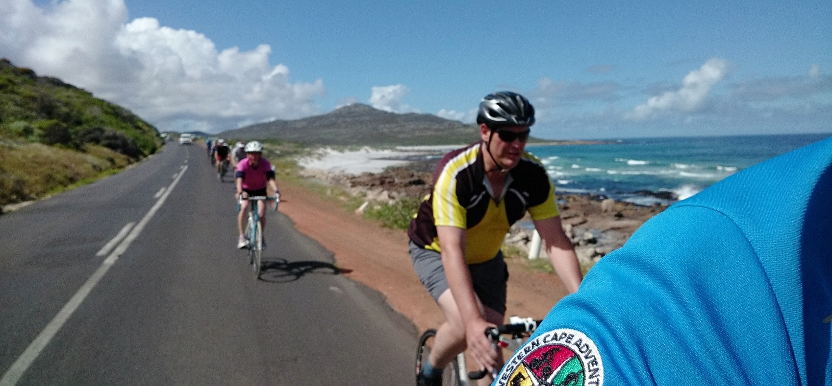 Cape Peninsula Bike Tour for 2-3