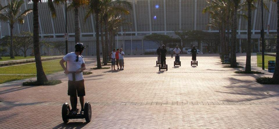 Express Segway Tour Experience in Durban-4