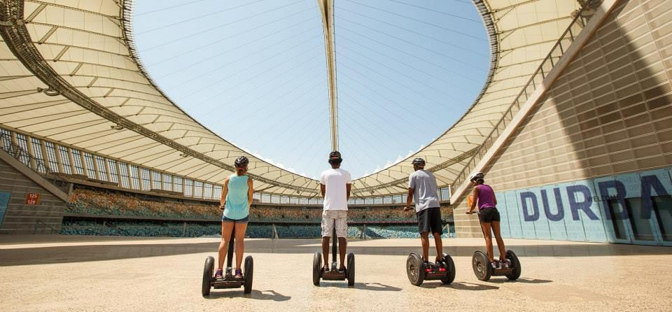 Express Segway Tour Experience in Durban-1