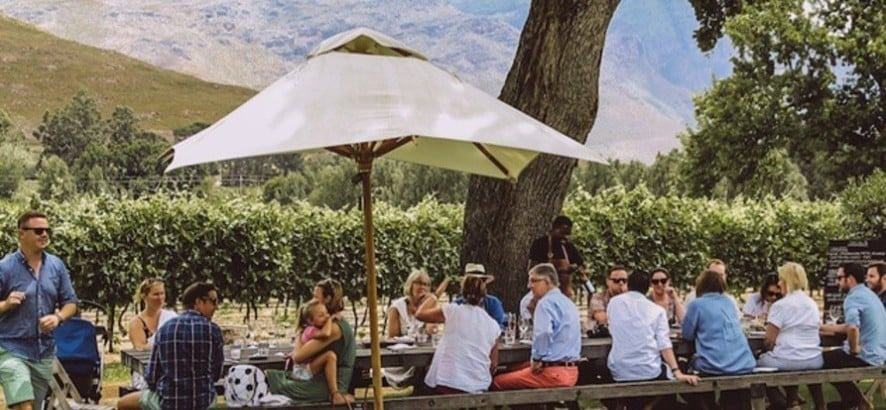 Franschhoek Hop-On Hop-Off Tram Tour For Two-6