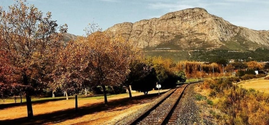 Franschhoek Hop-On Hop-Off Tram Tour For Two-3