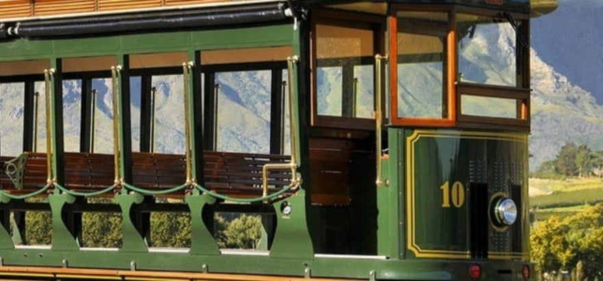 Franschhoek Hop-On Hop-Off Tram Tour For Two-7