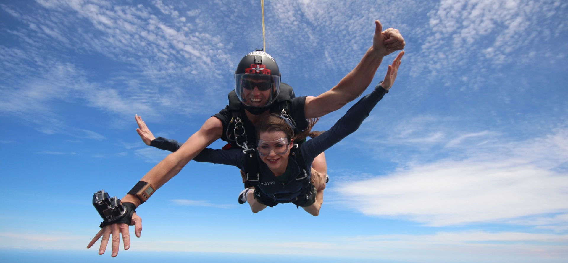 9,500ft Tandem Skydive in Jeffrey's Bay-1