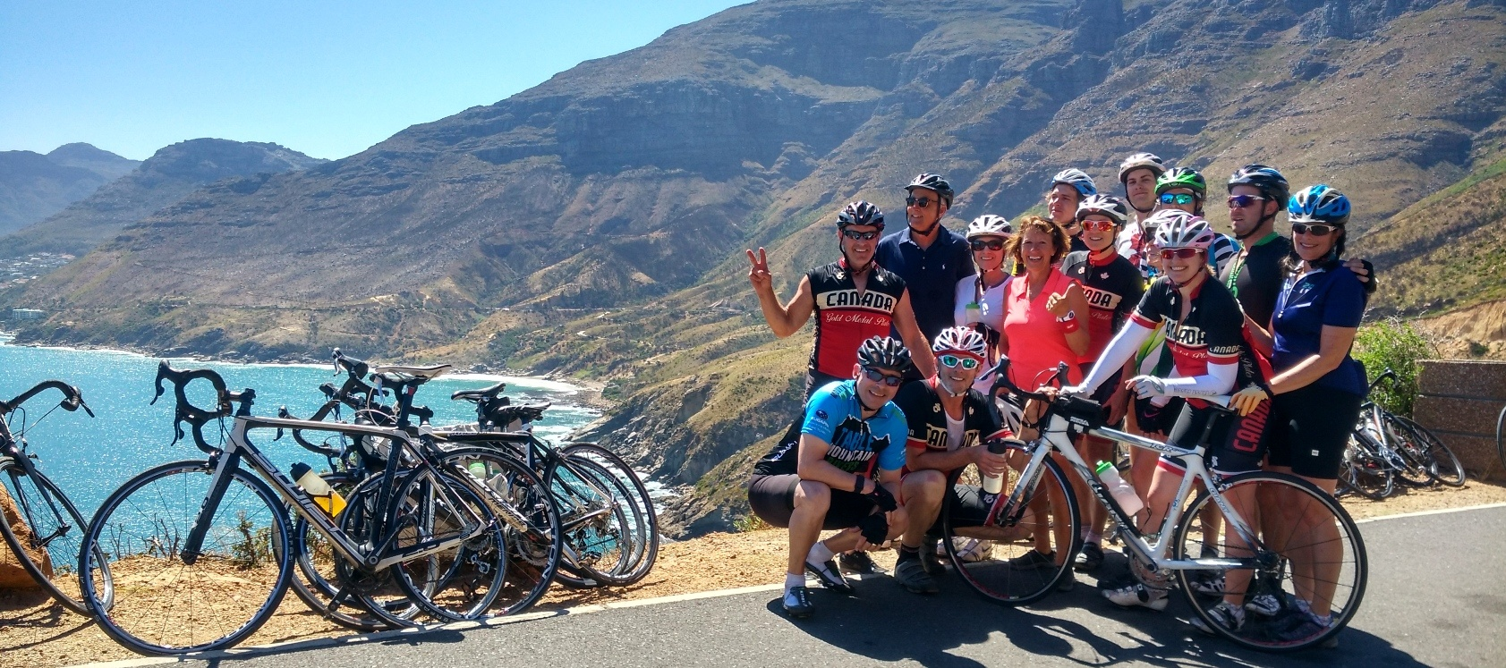 Cape Peninsula Bike Tour for 2-6