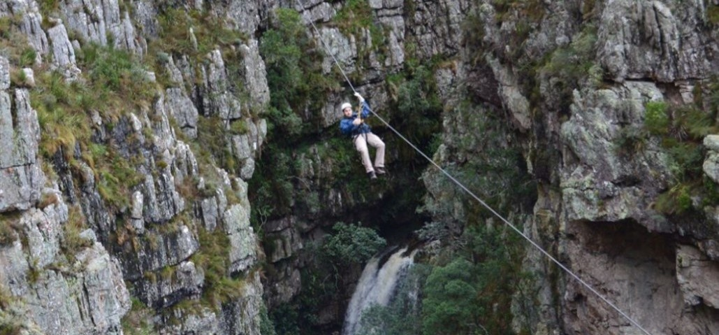Half Day Canopy Zipline Tour in Elgin, Western Cape-4